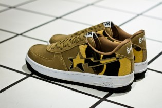 A Bathing Ape 1st Camo Canvas BAPE STA - A Further Look