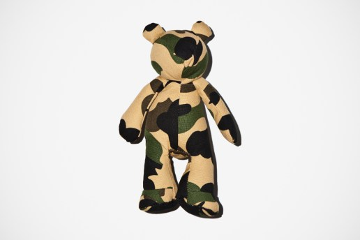 A Bathing Ape ABC BEAR ECO BAG