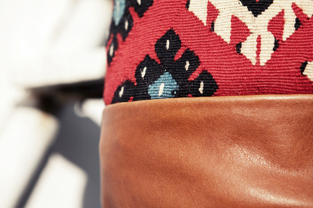 a kind of guise kilim bag collection