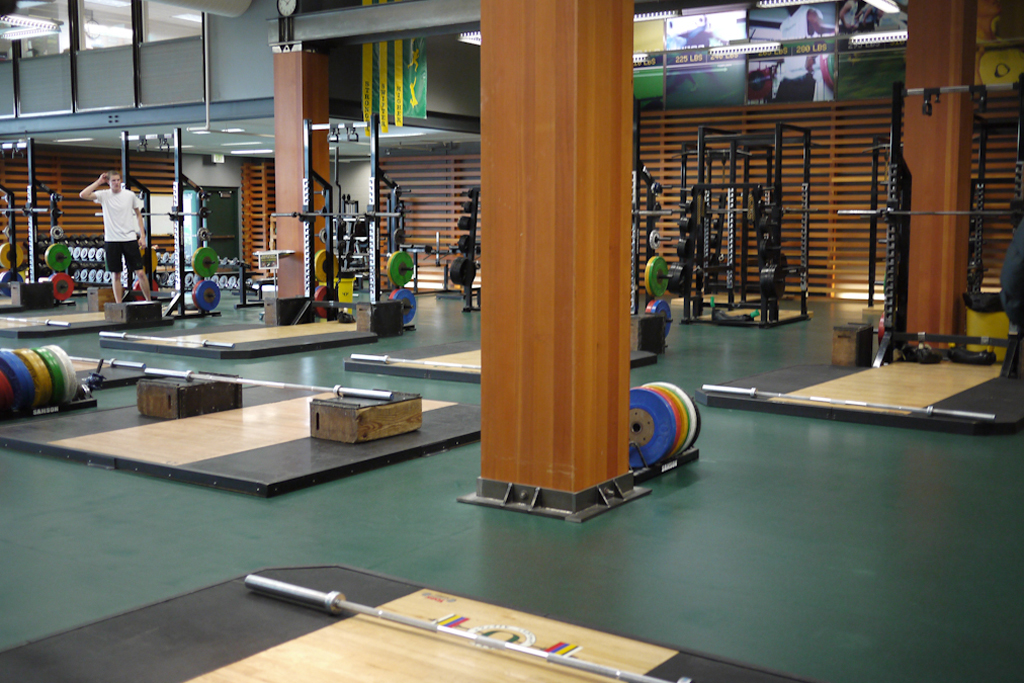 Oregon Ducks: A Look Into the University of Oregon Training Facility