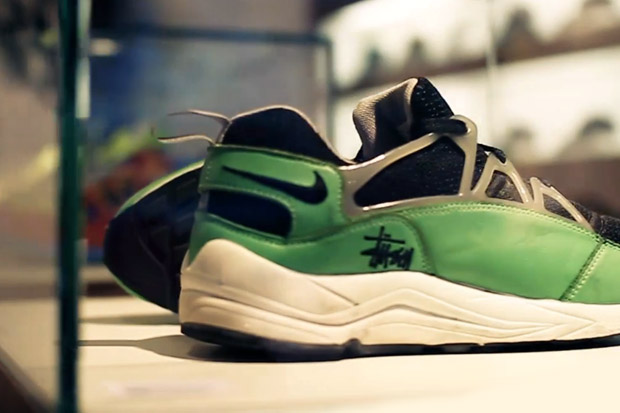 A Retrospective of Stussy Shoe Collaborations Video Recap