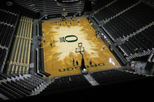 Oregon Ducks: A Tour of Matthew Knight Arena