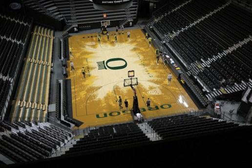 Oregon Ducks: A Tour of Matthew Knight Arena