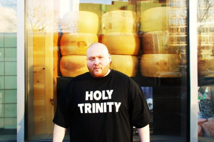 Action Bronson Gives Thanksgiving Tips, Playlists and Anectodes