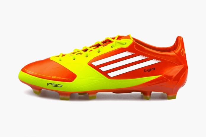 adidas f50 miCoach A Closer Look
