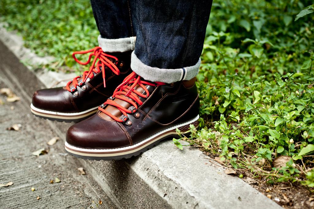 adidas Originals 2011 Fall/Winter Fort