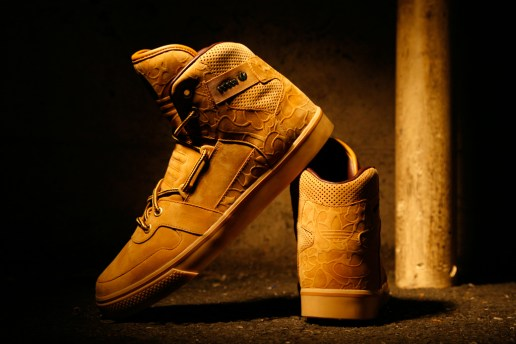 "adidas Originals for CHAPTER WORLD ""Wheat"" Hardland"