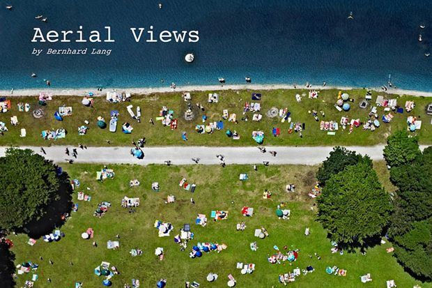 Aerial Views by Bernhard Lang