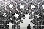 "Ai Wei Wei ""Forever Bicycles"" Installation"