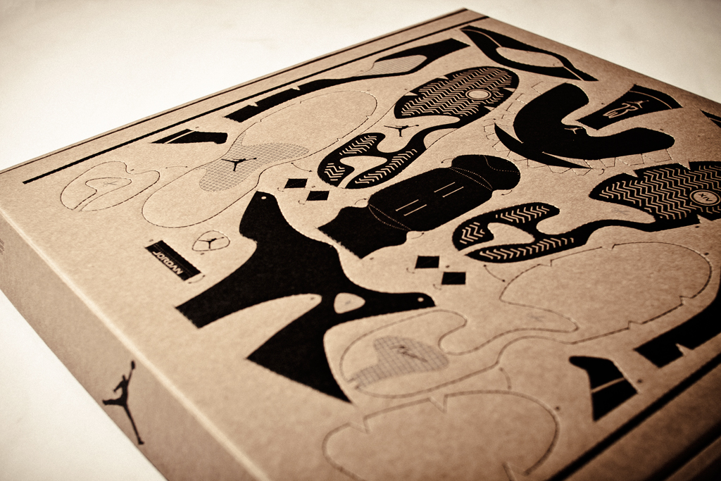 Air Jordan XIV Pizza Box