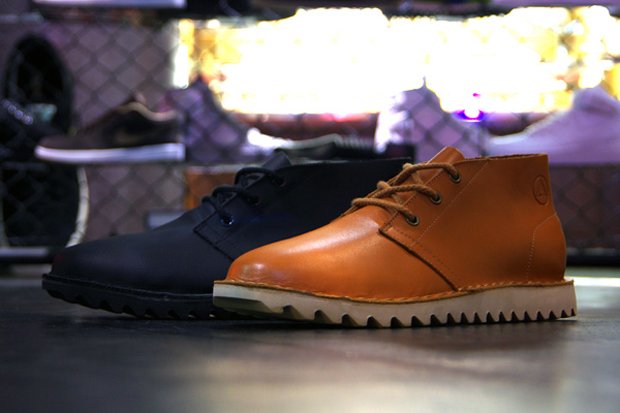 Airwalk Desert Boots LE