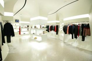 Alexander McQueen Beijing Store Opening