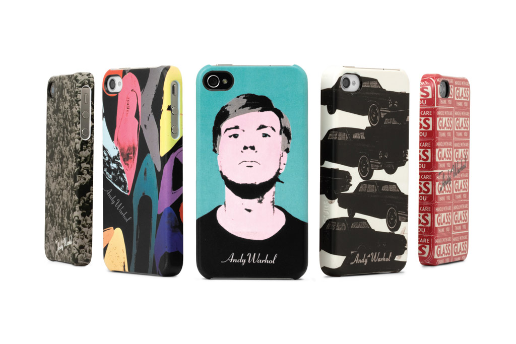 andy warhol x incase iphone 44s cases