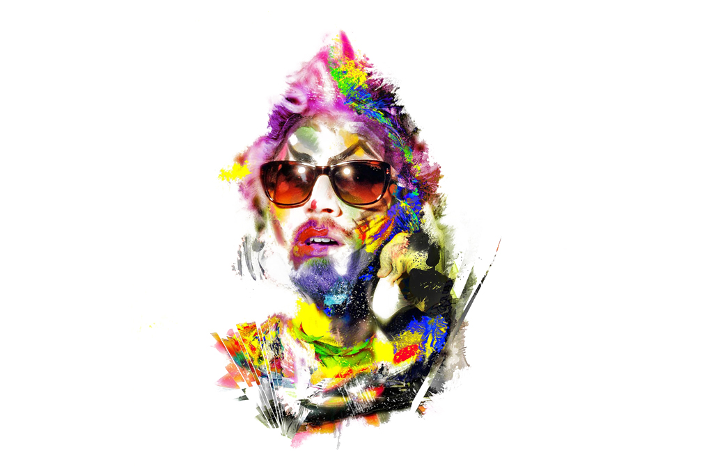 Anthony Lister x Colab Eyewear 2011 Collection