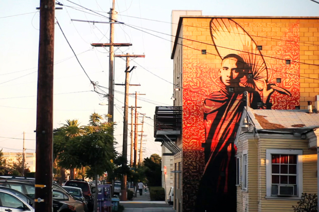 Art As A Weapon Documentary Project featuring Shepard Fairey