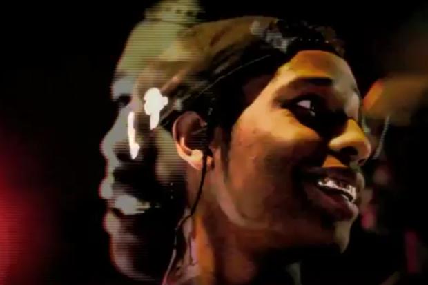 "A$AP Rocky - ""Demons"" Video"