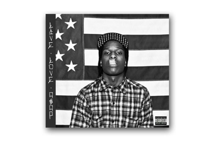 A$AP Rocky - LiveLoveASAP Mixtape