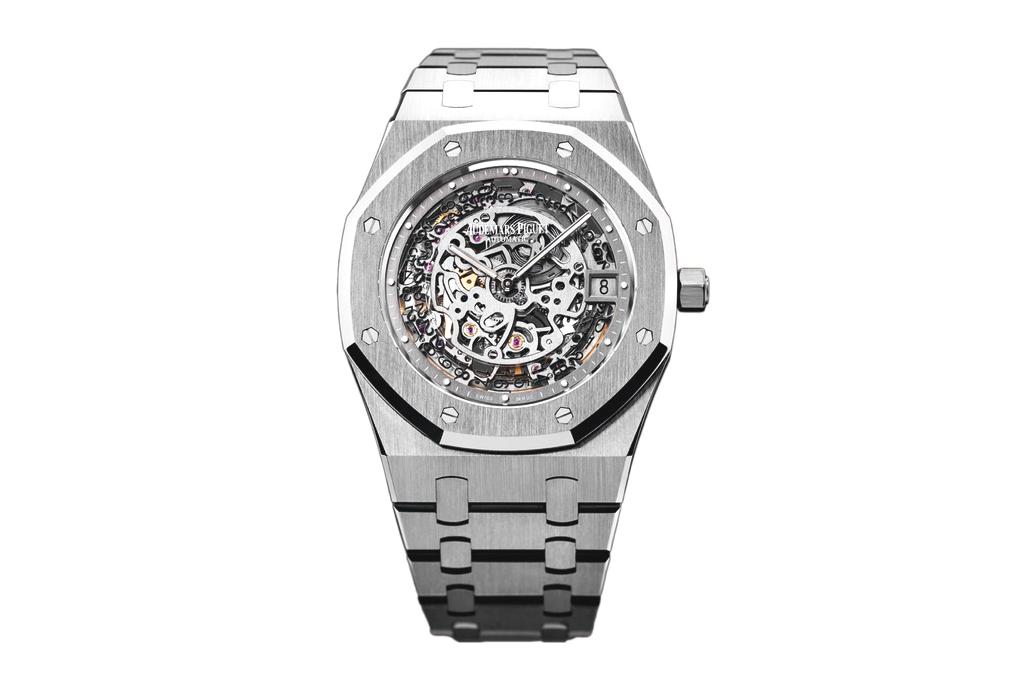 audemars piguet 40th anniversary royal oak