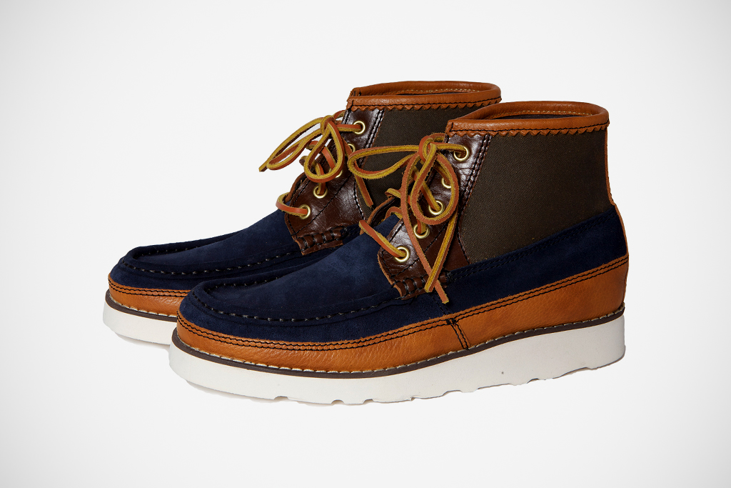 Balabushka Remnants 2011 Fall/Winter Chukka Moccasin
