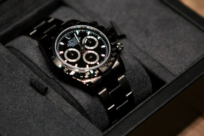Bamford Watch Department Rolex Daytona