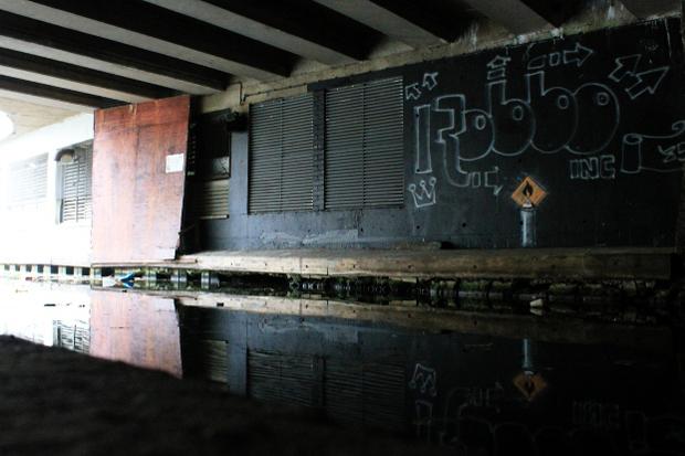 Banksy: Robbo Inc Returns