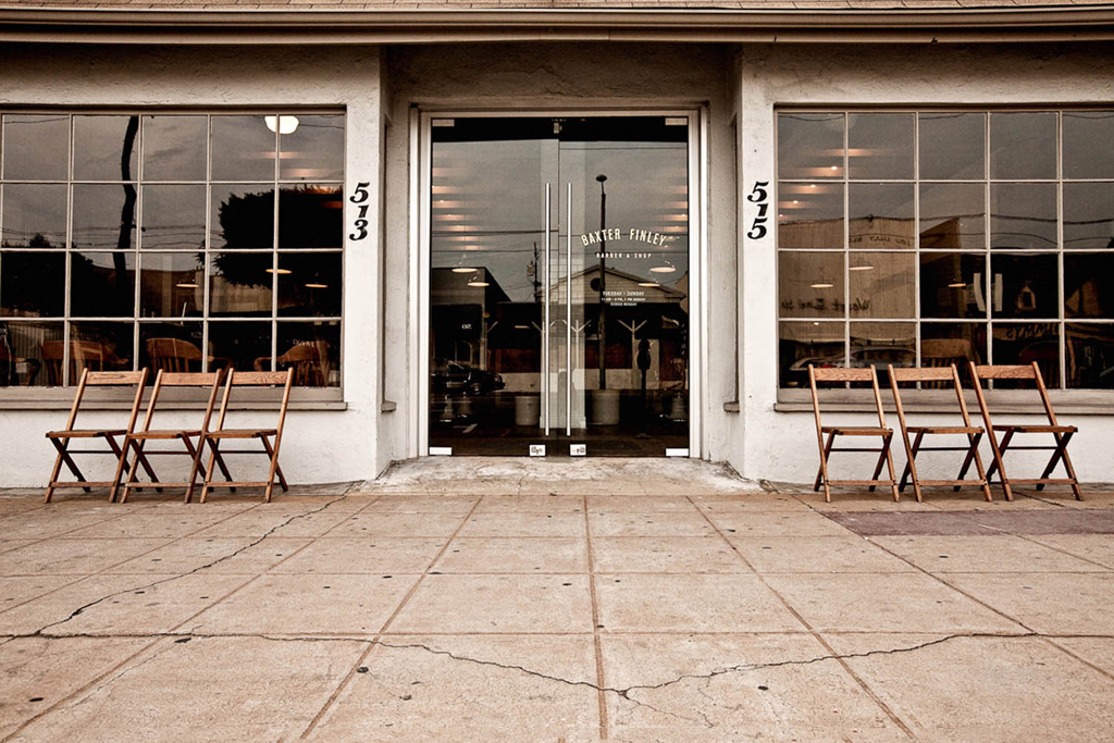 Baxter Finley Los Angeles Flagship Barber & Shop
