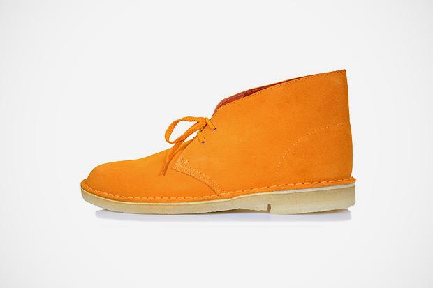 BEAMS x Clarks Desert Boot
