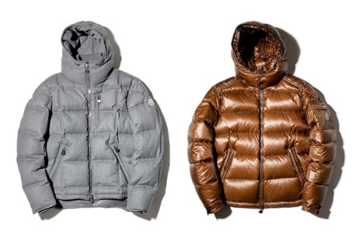 BEAMS x Moncler 35th Anniversary Down Jacket Collection