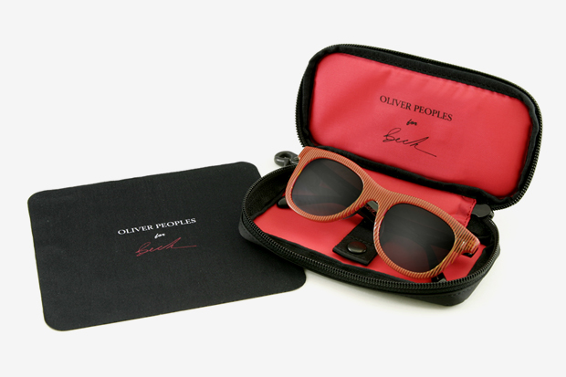 Beck x Porter x Oliver Peoples Double Helix Sunglasses