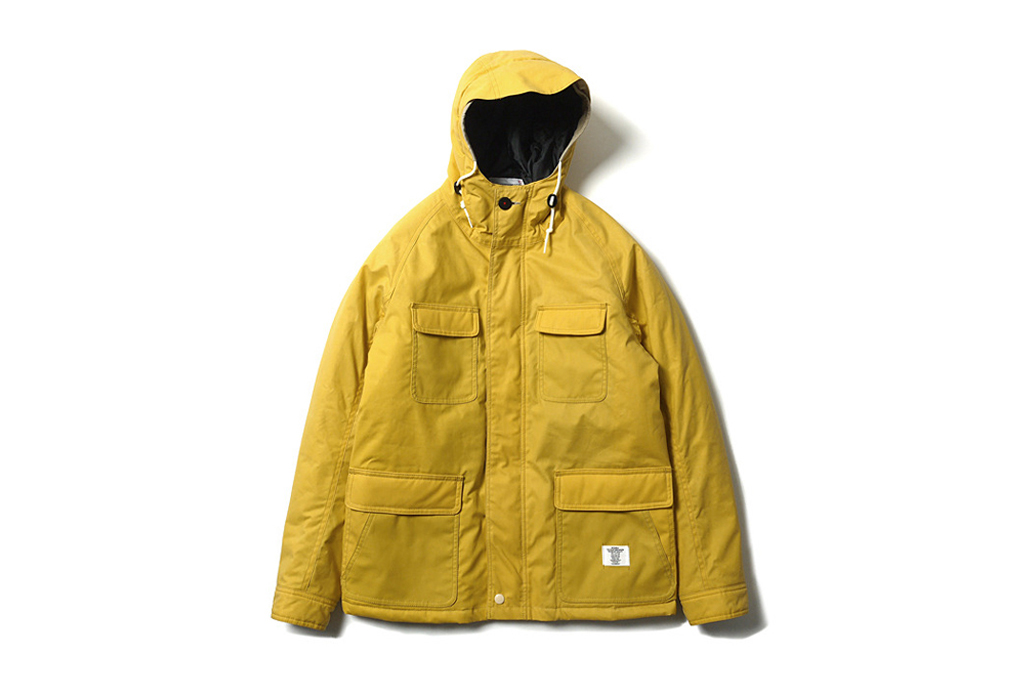 "BEDWIN & THE HEARTBREAKERS ""Harrison"" Mountain Parka"