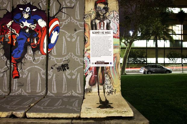 """Behind the Berlin Wall"" Exhibition Opening Recap @ Wende Museum"