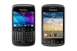 BlackBerry Bold 9790 & BlackBerry Curve 9380 Smartphones