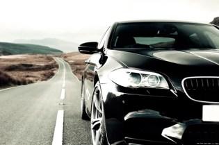 BMW M5 Twin-Turbo V8 Engine