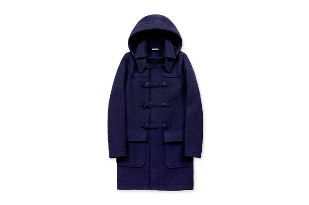 Bottega Veneta Row Wool Coat