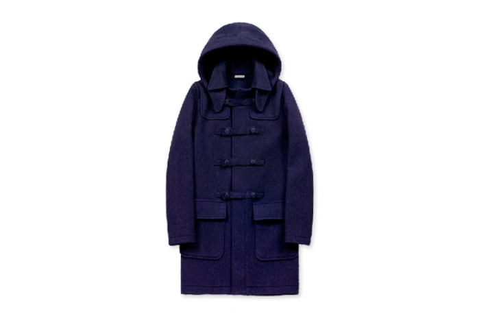 Bottega Veneta Row Wool Coat