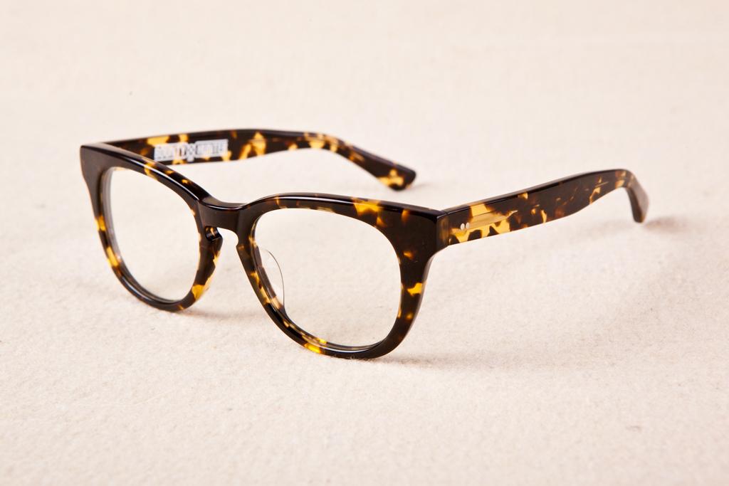 BOUNTY HUNTER Handmade Glasses