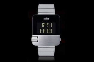 Braun BN10 Digital Watch