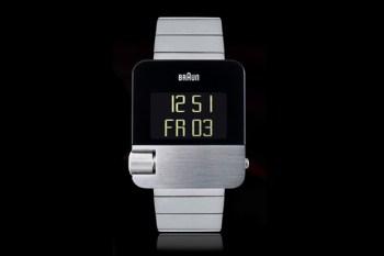 Braun BN10 Digital Watch