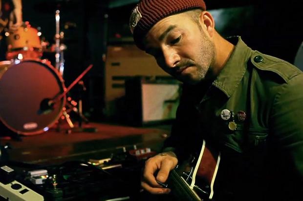 "Brixton x Fender ""Friendly Union"" Guitar & Record Cases"