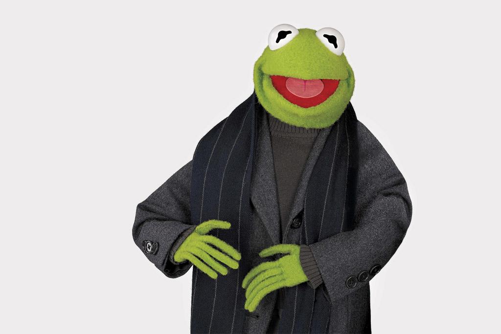 Brooks Brothers Dresses Kermit the Frog