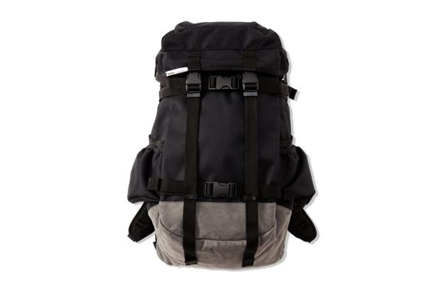 CASH CA x immun. Backpack Black/Grey