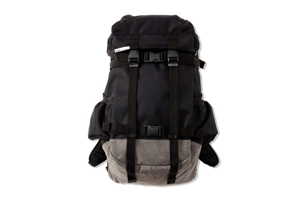 CASH CA x immun. Backpack Black/Grey