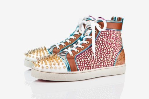 "Christian Louboutin 2012 Spring/Summer ""No Limit"" Men's Flat"