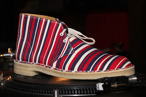 Clarks Originals 2012 Spring/Summer Collection Preview