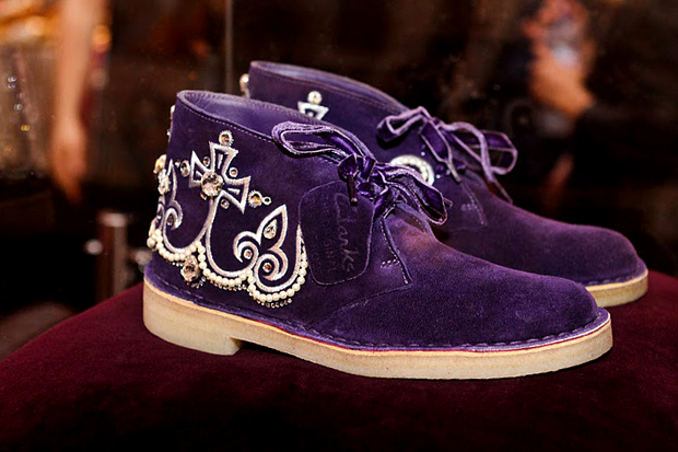 "Clarks Originals ""Crown Jewels"" Desert Boot Preview"