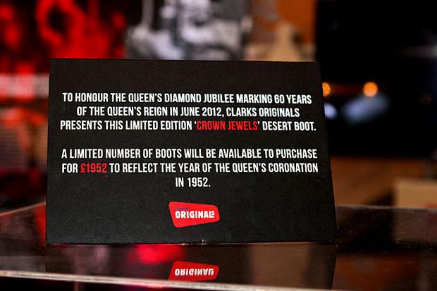 """Clarks Originals """"Crown Jewels"""" Desert Boot Preview"""