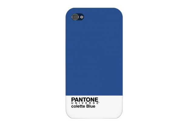 colette x Case Scenario Pantone iPhone 4/4S Case