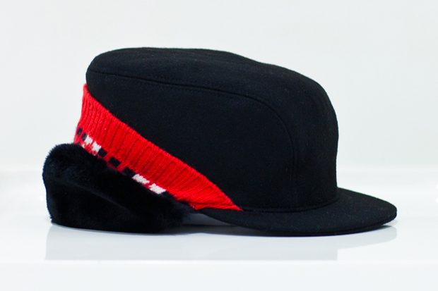 COMME des GARCONS SHIRT 2011 Fall/Winter Wool Cap