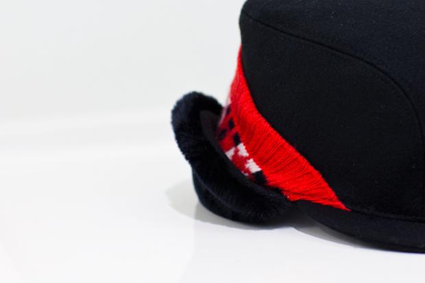 COMME des GARCONS SHIRT 2011 Fall/Winter Wool Cap