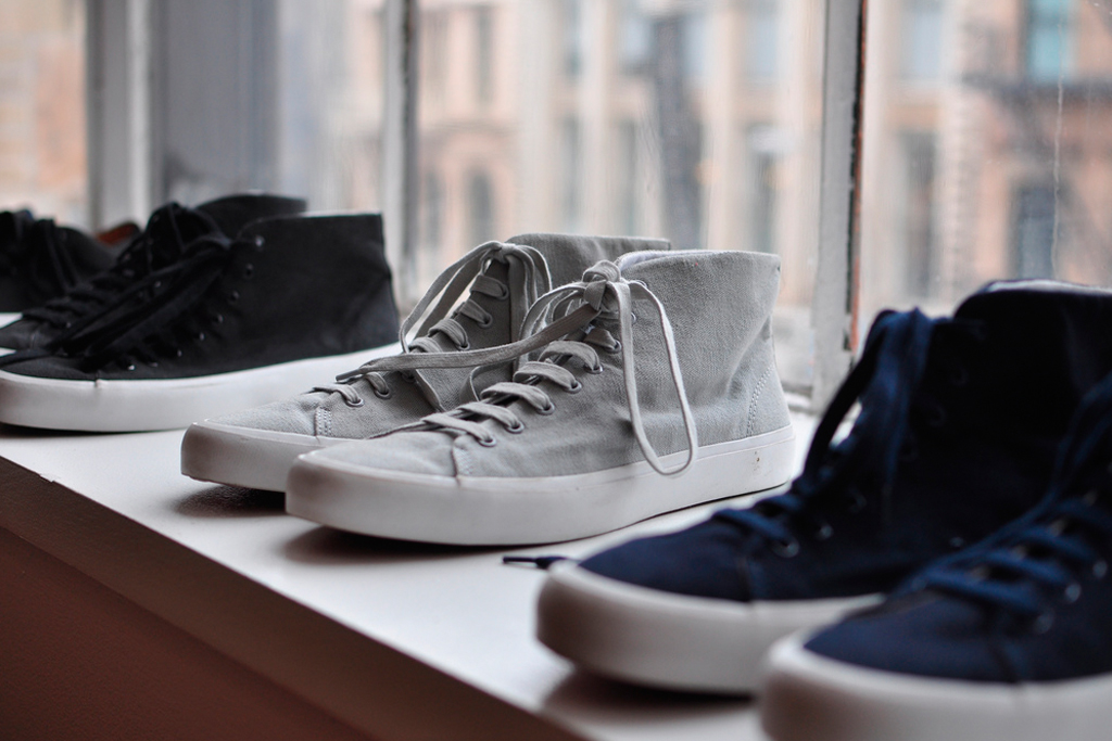 """Common Projects 2012 Spring """"New Editions"""" Collection"""